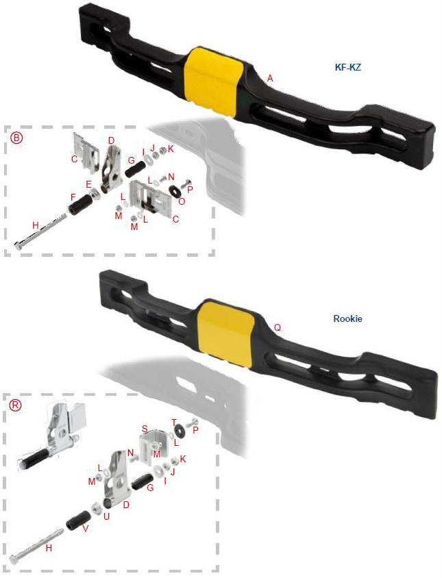 Rear Bumper - Plastic