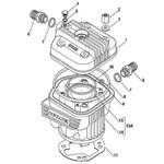 (16) IA-D-37049 X30 Head Gasket O-ring