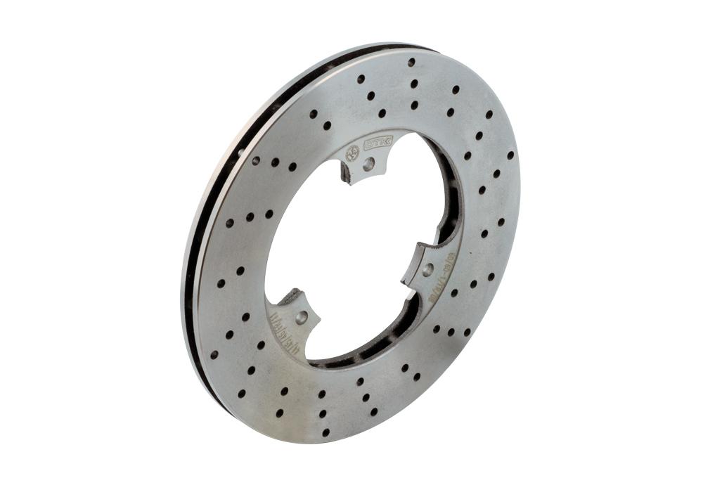 G. 0051.D0 Tony Kart OTK Rear Brake Disk 180mm for BS6 Brake Caliper