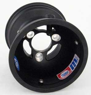 Douglas Magnesium Wheels - Standard Vented (Sold in Pairs - 2 wheels)