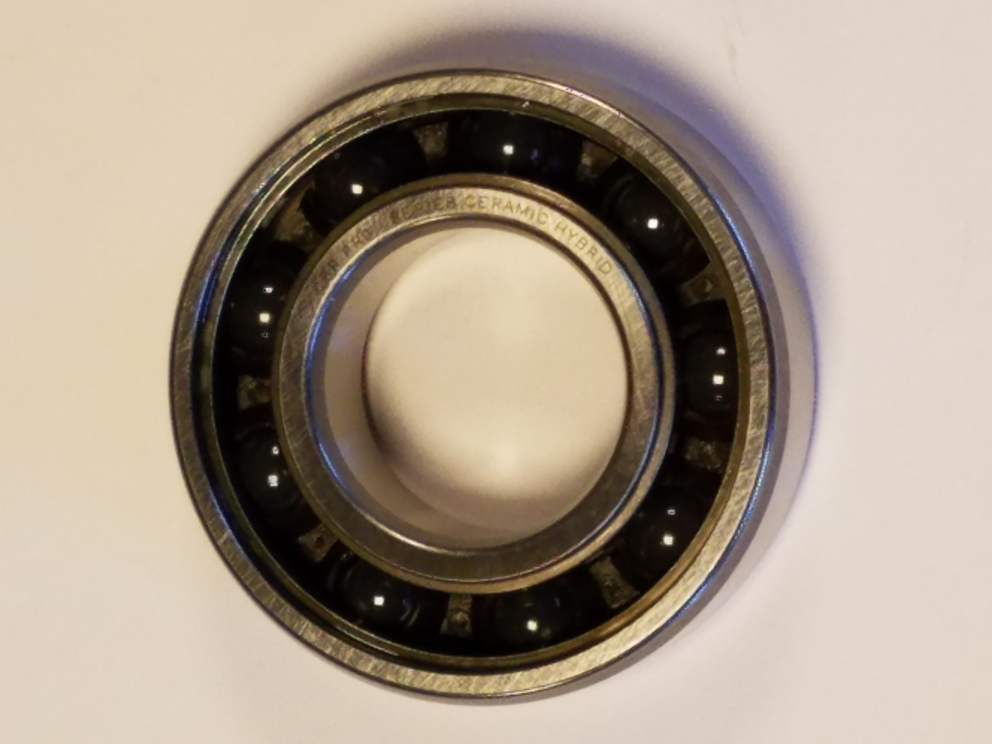 Main Bearing #6205 C4 - Ceramic Hybrid