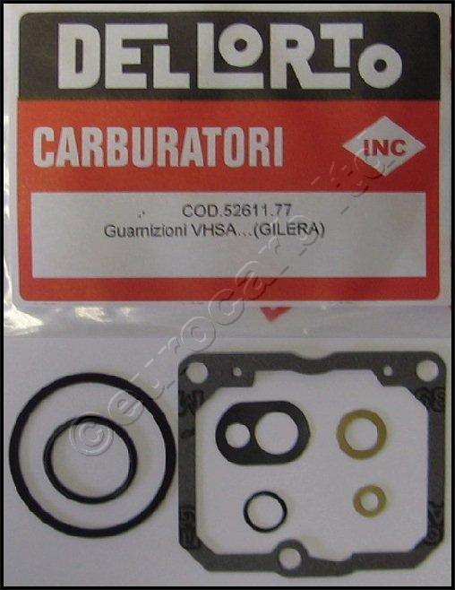 Dellorto Gasket Kit - VHSH