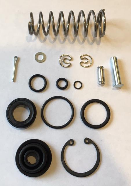 Birel Master Cylinder Rebuild Kit 22SRR