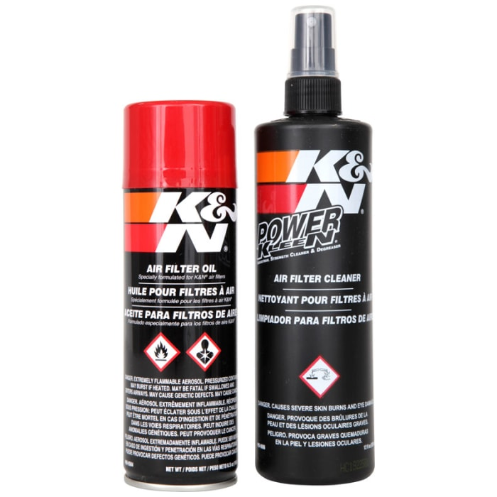 K&N Filter Care Service Kit (Aerosol)