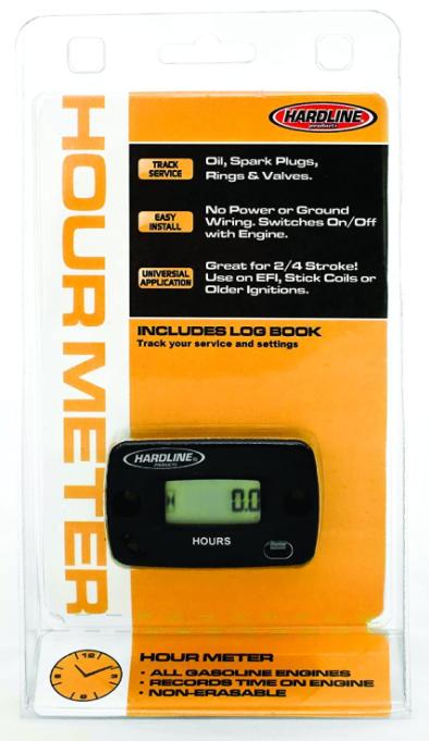 Hardline Hour Meter Engine Timer