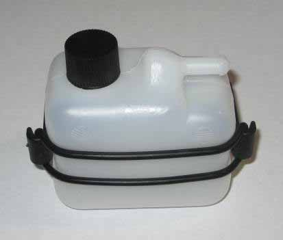 KG Catch Bottle w/ Mounting Bracket