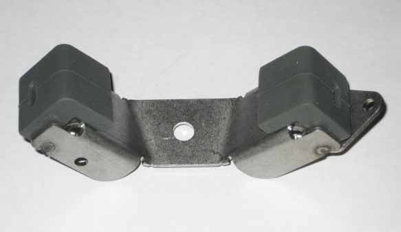 651075 Exhaust Retaining Plate for 2015