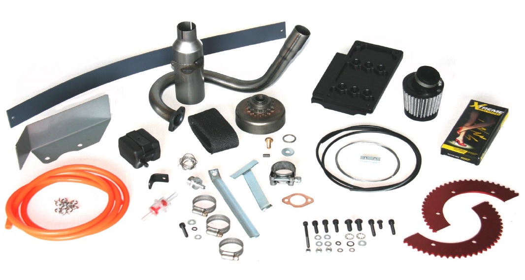 Briggs & Stratton LO-206 Build Kit (WITHOUT ENGINE)
