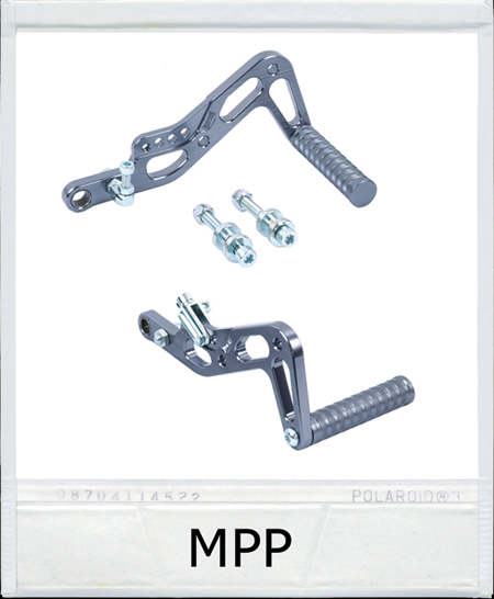 Wildkart Aluminum Pedal Set - Full Size