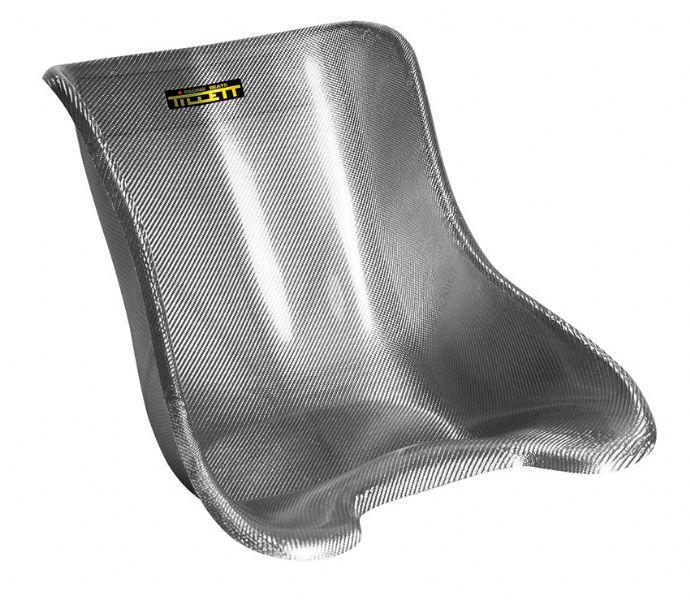 Tillett Seat T11t - Unpadded - T-Flex (Silver)