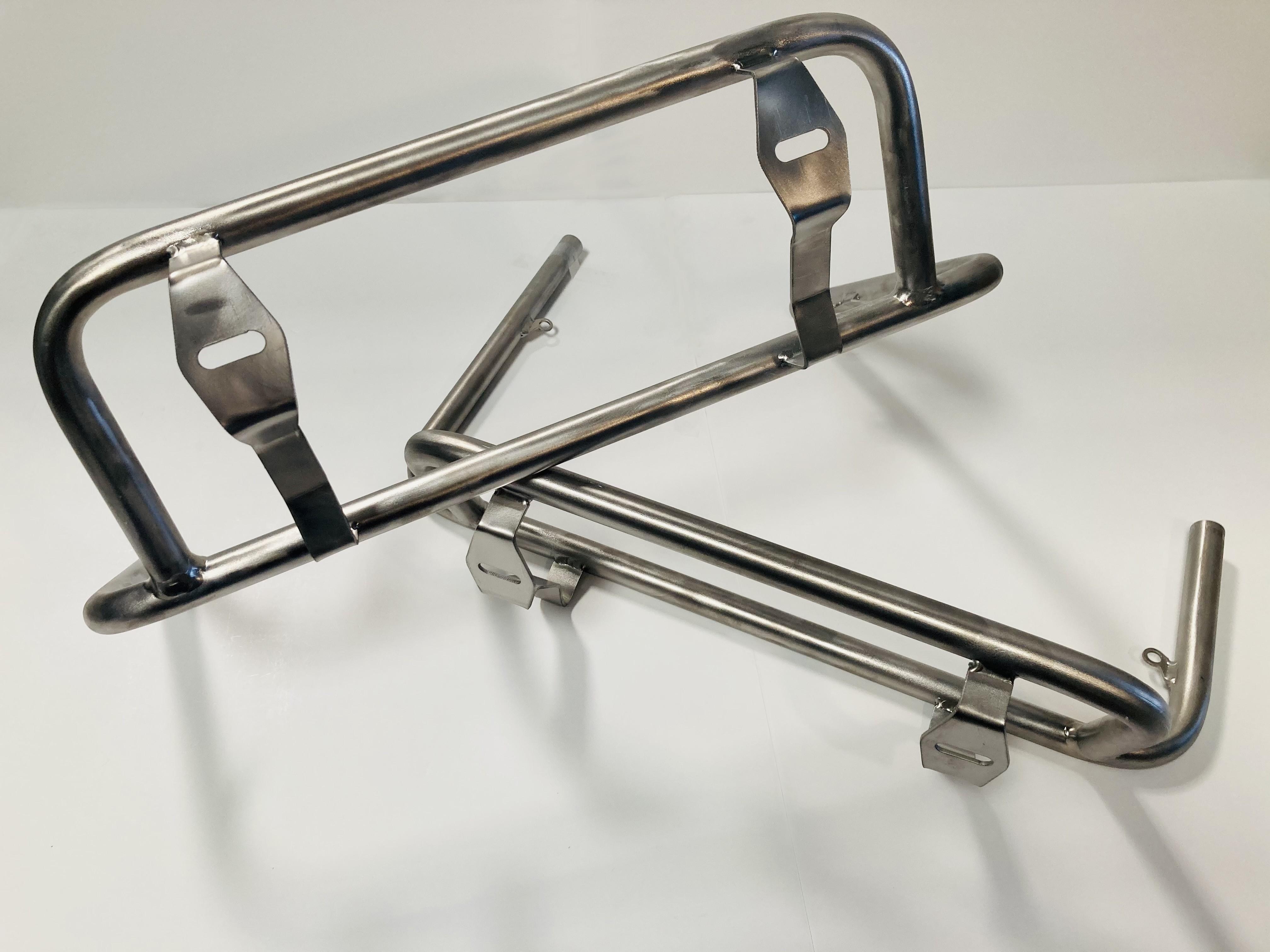 Titanium KG DUO / 506 Nerf Bar Set (Left & Right)