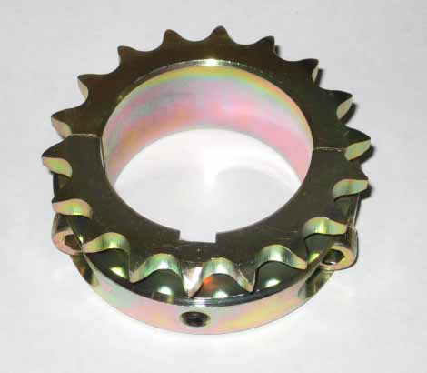 AFAM / NKP #428 Split Gears - Steel - 50mm