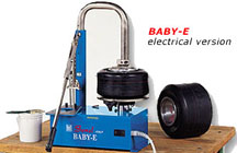 Semel Baby-E Tire Changer - Electric