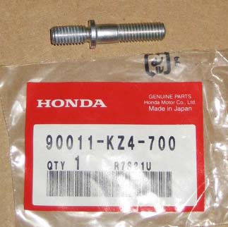 CR125 Cylinder Head Studs - 90011-KZ4-700