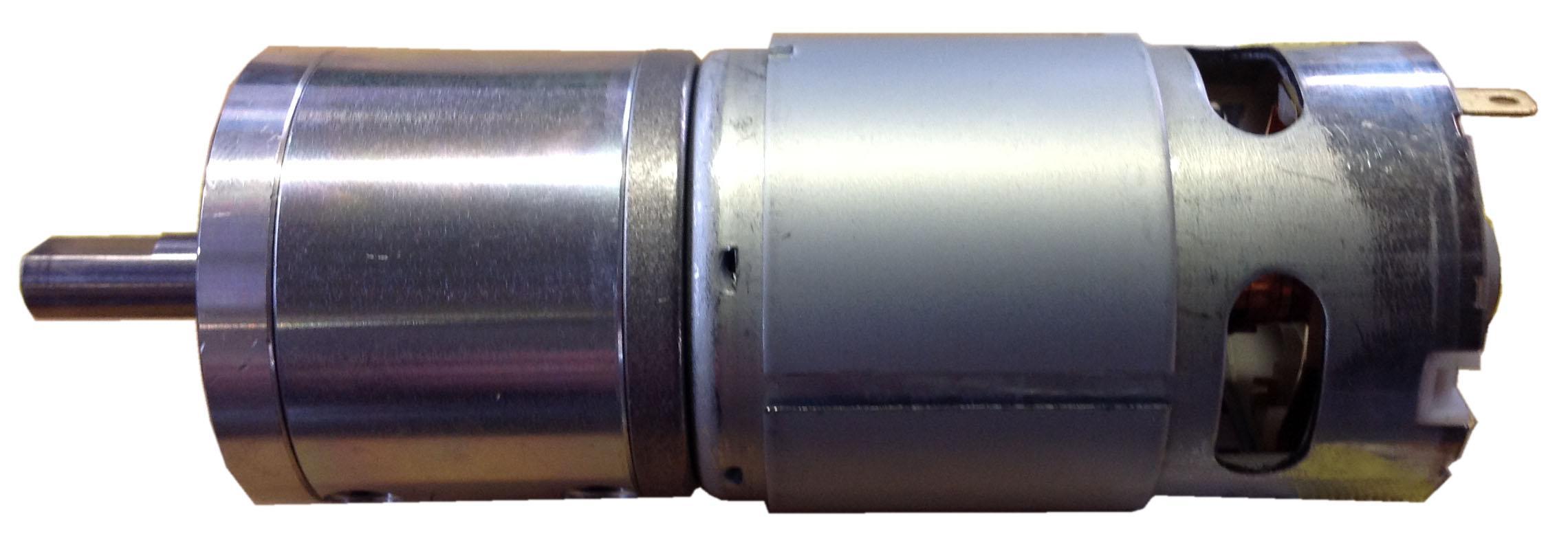 Dalmi 24v Electric Motor (2015+)