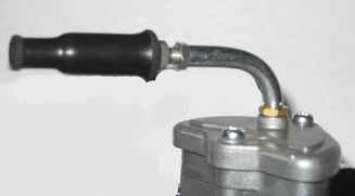 Dellorto 90° Cable Adjuster Assembly (Fits Keihin & Mikuni)