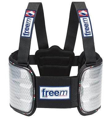 FreeM Brave Aluminum Rib Protector