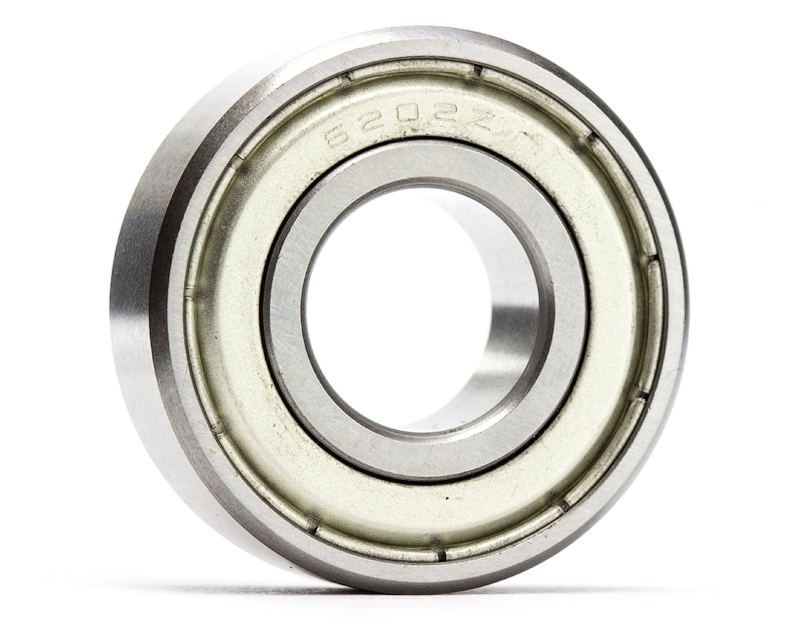 Wheel Bearing - #6202-ZZ (15x35x11mm) BULK 6-pack - RBtech