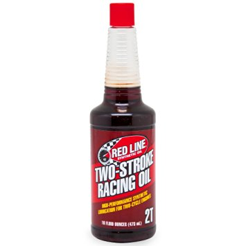 Redline 2-Cycle Racing Oil Premix - 16_oz