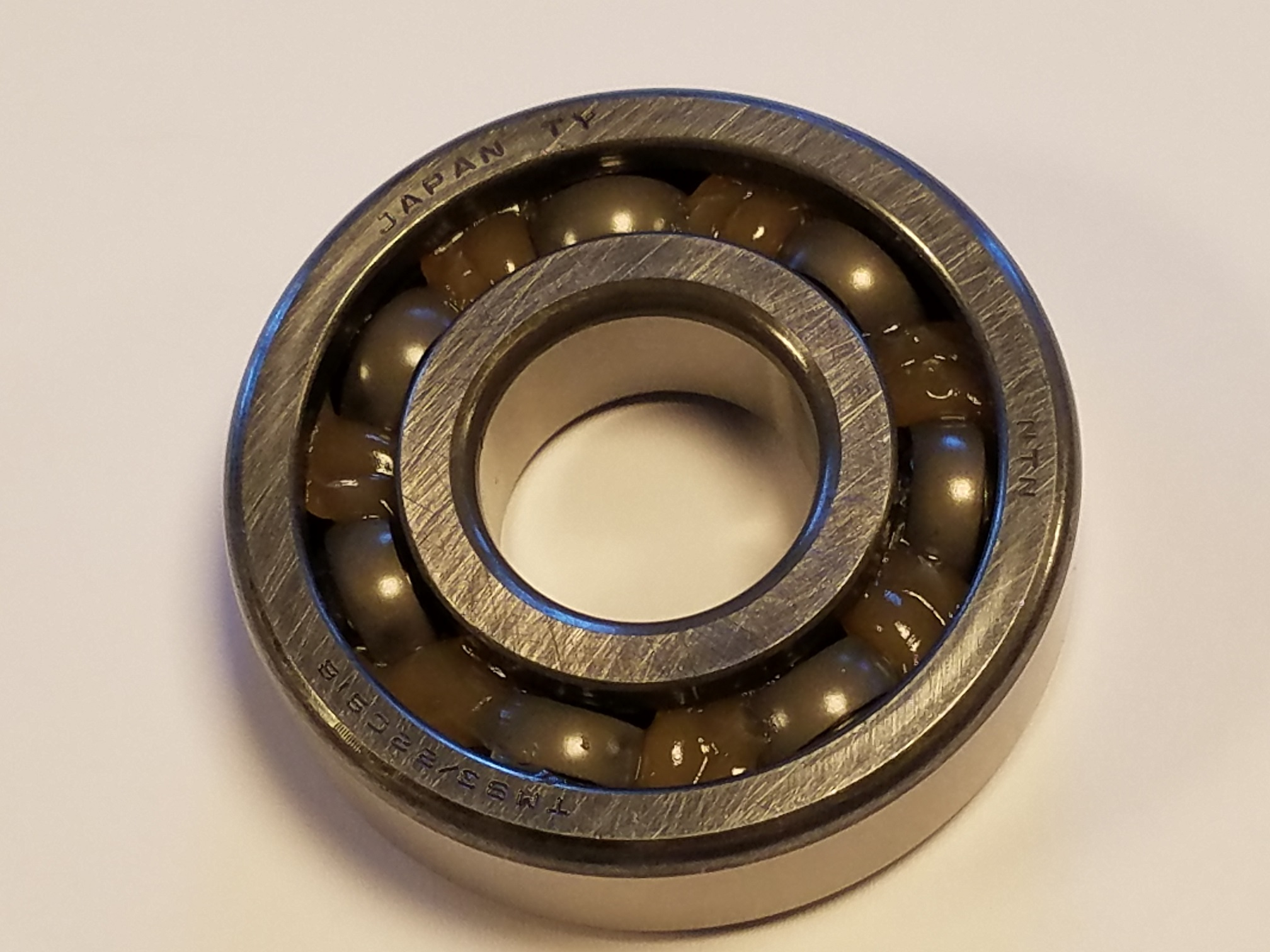 Main Bearings #6322 - Stock Honda #91002-KY4-901