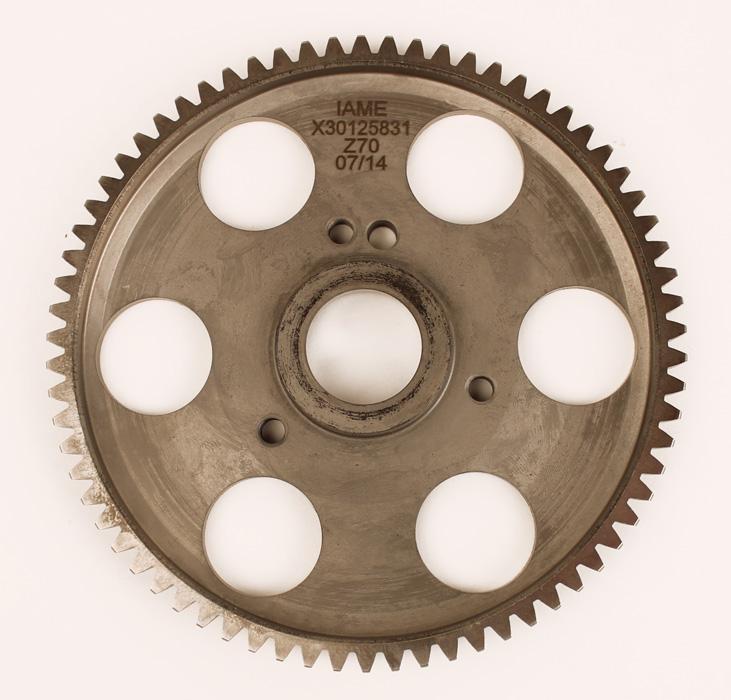 X30125831 X30 Starter Drive Wheel - 2013+