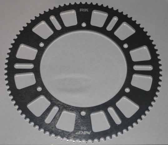 RK / NKP #219 1-Piece Aluminum Sprocket