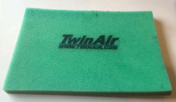 "#4 Rotax Filter Element for Airbox, 2-Stage ""TwinAir"" - 2015"