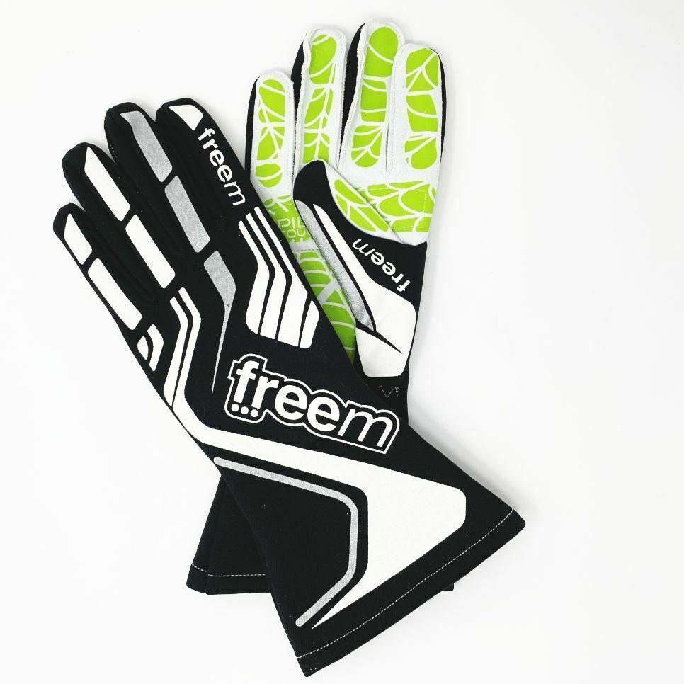 Freem Touch 2 Gloves - BLACK