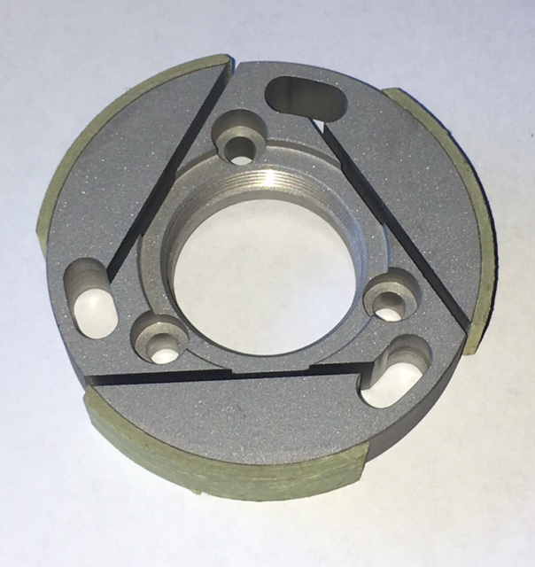 X30125840 X30 Friction Hub, PRE-2012 (Aftermarket, Carbon)