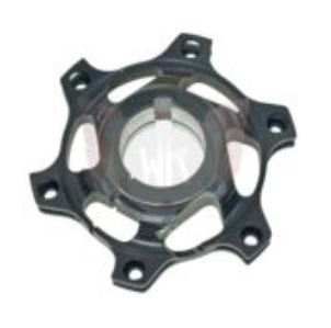 Wildkart Floating Brake Rotor Carrier - Black - 40mm