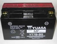 YUASA - Rotax Max Battery - YT7B-BS (6.2 pounds)