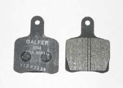 Galfer Tony Kart Pads (SA2/BS3-7) - REAR ONLY