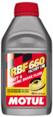 Motul RBF 660 Factory Line Brake Fluid - 500ml