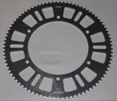 RK / NKP #219 1-Piece 7075-T6 Aluminum Sprocket