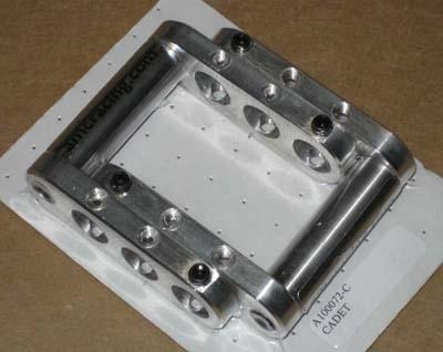 "AMC Pedal Extensions - 2.5"""