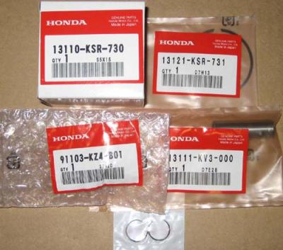Honda CR125 2005 Piston Kit (RS125 Alternative)