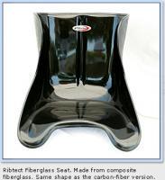Ribtect Fiberglass Seat
