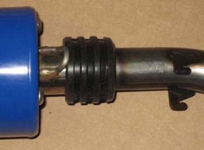 Honda Silencer / Pipe Coupler