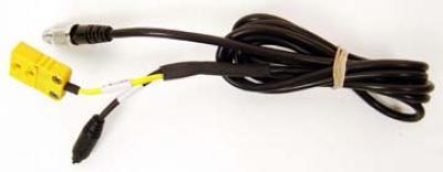 Mychron 2T Temperature Extension - Yellow/Black Ends