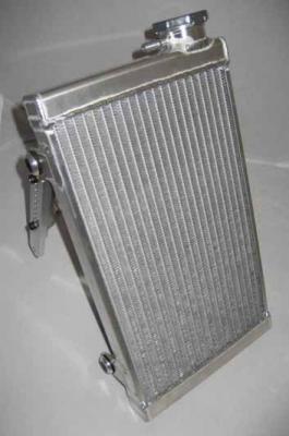 "FTP Aluminum Radiator w/ Adjustable Mount - 16x11"""