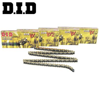 DID VX Series O-ring #428 Chain - 60 Link