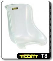 Tillett Seat T8 - Unpadded - Standard Flex (Shipping included)
