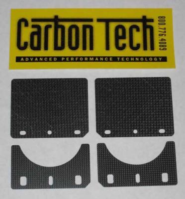 Carbontech CR125 (1999) Mono Reeds w/ Stiffeners