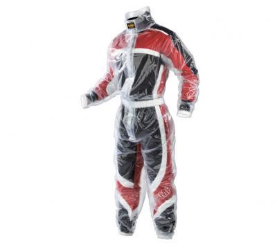 OMP Transparent Rain Suit