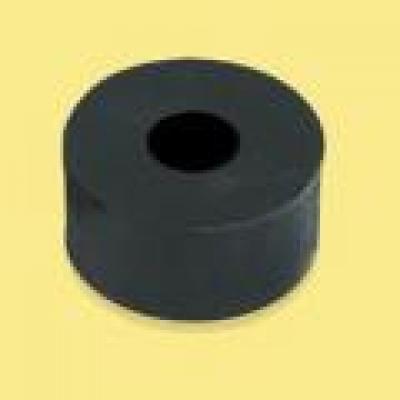 Hard Nylon Seat Spacer (27mm OD, 10mm ID, 14mm Height) - BLACK