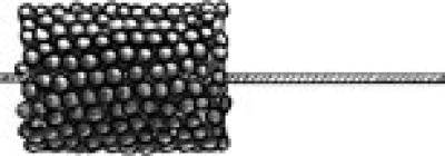 Flex-Hone Aluminum-Oxide Ball Hone - 54mm
