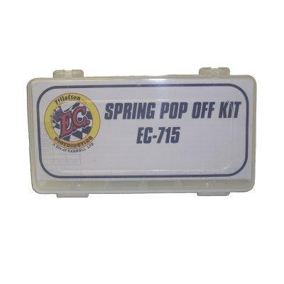 EC Tillotson Assorted Pop-Off Spring & Shim Kit