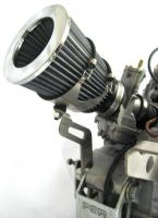 Hegar Honda CR125 Air box / filter mount