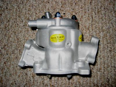 Woltjer Blueprinted CR85 Head & Cylinder