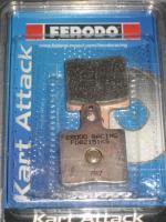 CRG / GP VEN05 Front Brake Pads (Same as 2000+) - Ferodo